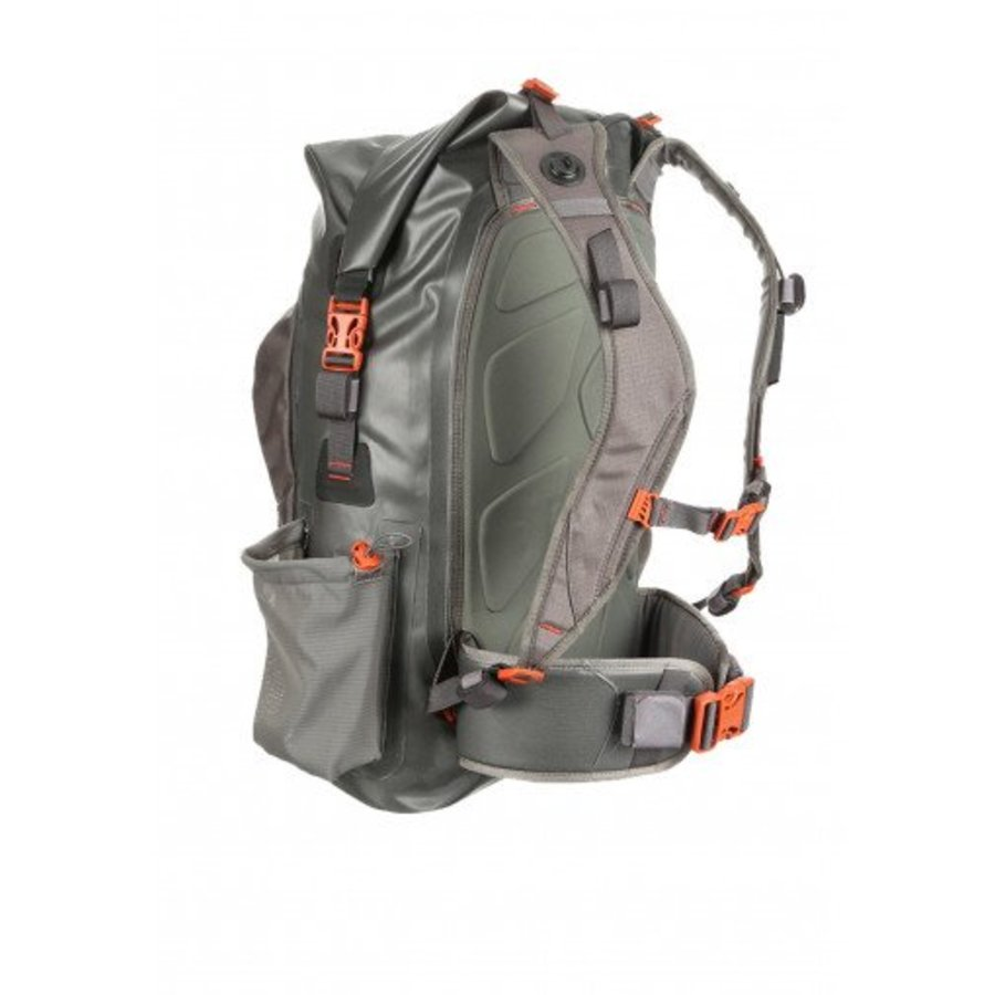 Simms dry creek backpack 2017 fly fishing gear mrfc for Fly fishing backpack