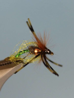 Freakshow Caddis Emerger #16