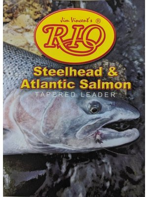 RIO Rio Salmon/Steelhead Leader 9' Clearance