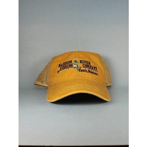 Ouray Sportswear MRFC Logo Legend Trucker Cap
