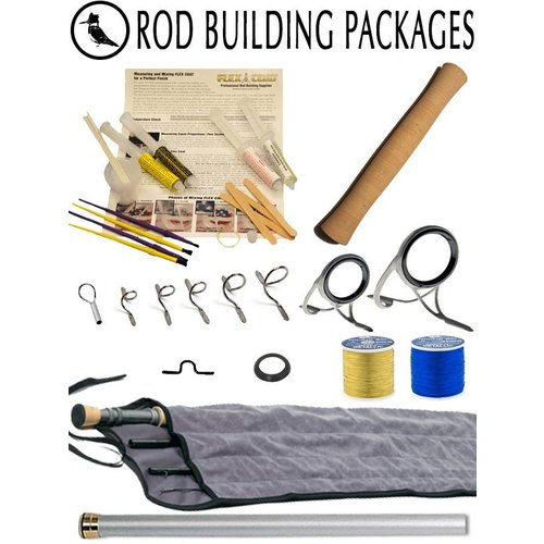 MRFC Fly Rod Building Packages