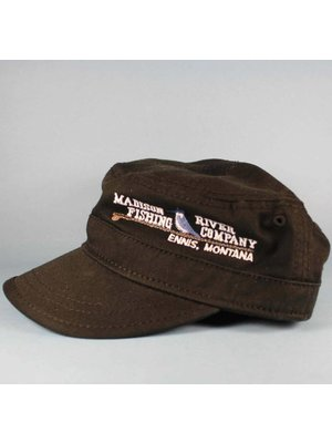 Ouray Sportswear MRFC Military Canvas Hat