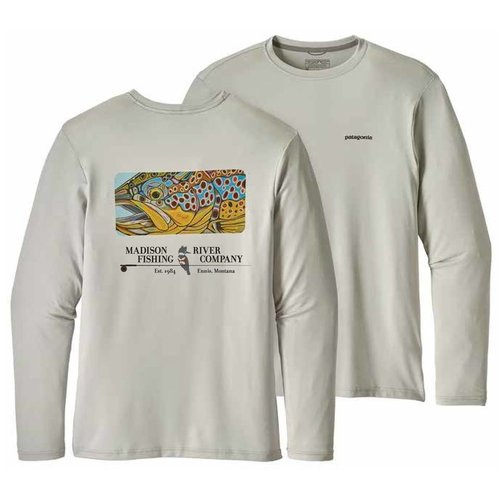 Patagonia Patagonia MRFC Logo Graphic Tech Fish Tee