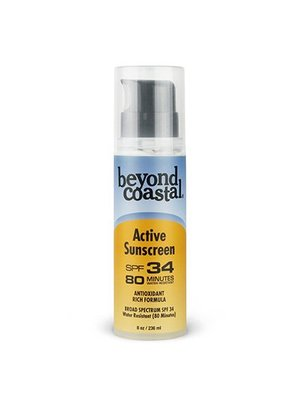 Beyond Coastal Active Sunscreen SPF 34