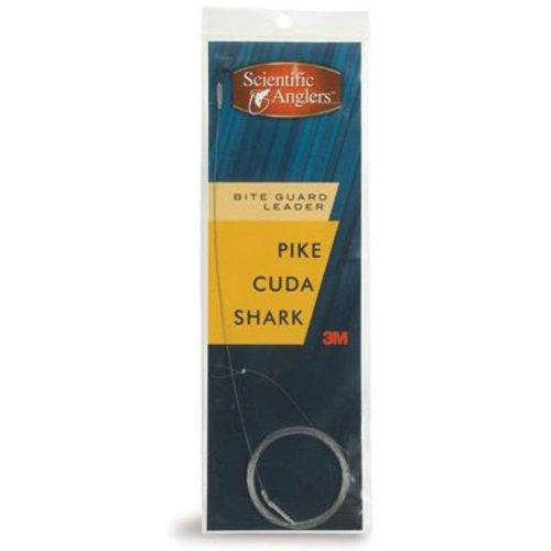 Scientific Anglers Pike/Cuda/Shark Leader 6' 20 lb (w/Wire)