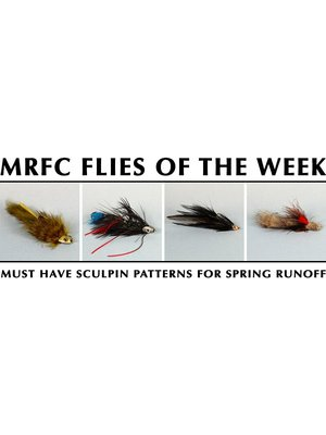 MRFC Flies of the Week - 5/19/2018