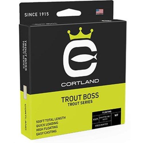 Cortland Cortland Trout Boss HTX