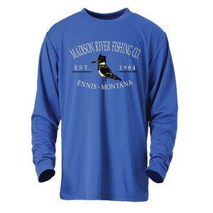 MRFC Logo Youth Performance L/S Shirt