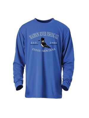 MRFC Logo Youth Performance L/S Shirt