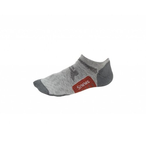 Simms Guide Lightweight No-Show Sock
