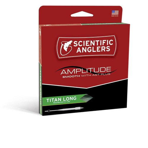 Scientific Anglers Scientific Anglers Amplitude Smooth Titan Long Fly Lane