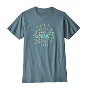Patagonia Patagonia Save Our Rivers T-Shirt