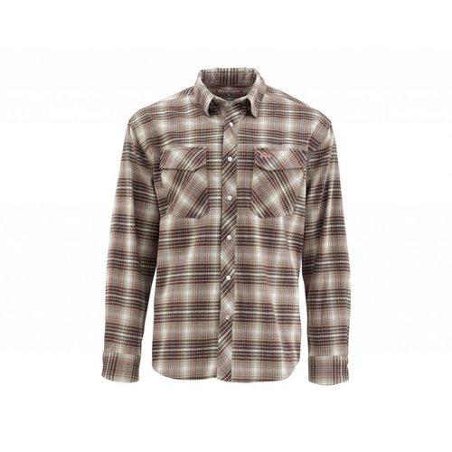 Simms Simms Gallatin Flannel LS Shirt