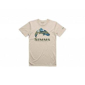 Simms Simms Troutscape T-Shirt