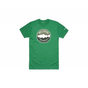 Simms Simms Badge Trout T-Shirt