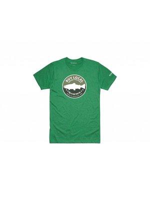 Simms Simms Badge Trout T-Shirt