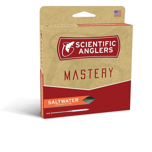Scientific Anglers Scientific Angler Mastery Saltwater Taper Fly Line