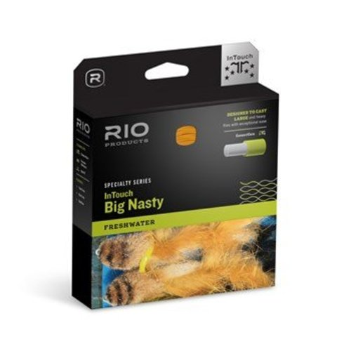 RIO InTouch Big Nasty 4D Sink Tip F/H/I/S3