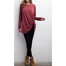 Modal Knotted Top