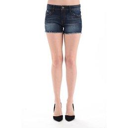Dk Stone 5 Pkt Denim Shorts