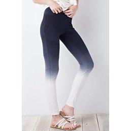 Ombre Dip Dye Legging