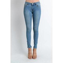 5 Pocket Skinny Denim Pants