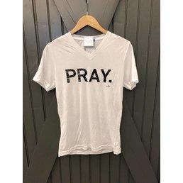 Pray Printed Tee