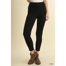 Skinny High Waisted Elastic Leggings