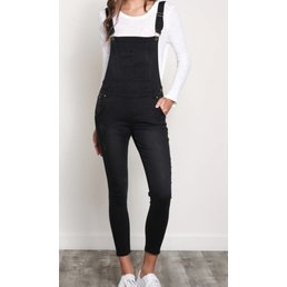 Fitted Leg Overalls