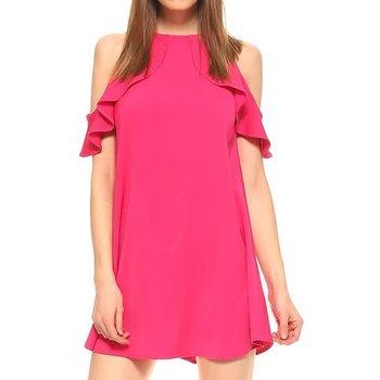 Flounce Layer Dress
