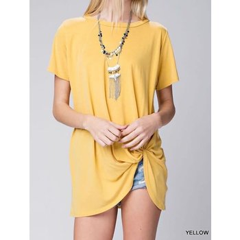 Twisted Detail Top