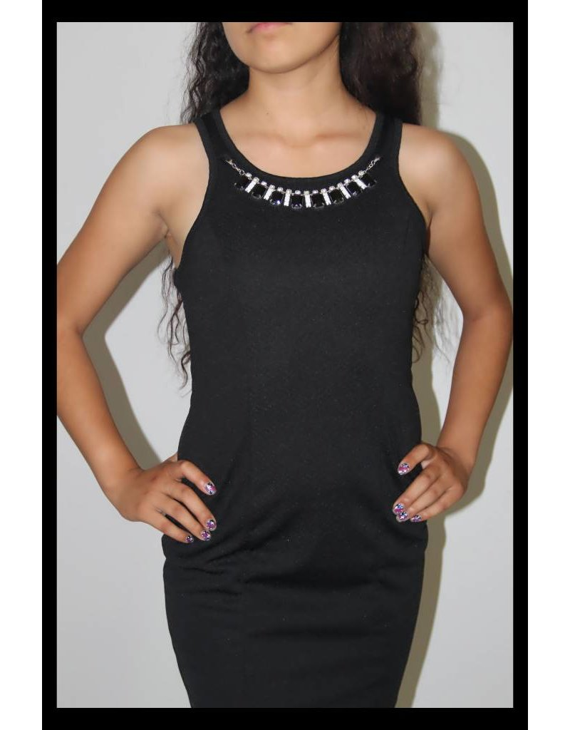 Black Mini Dress Size Medium