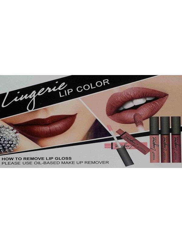 Nabi Nabi Lingerie Lip Matte Color