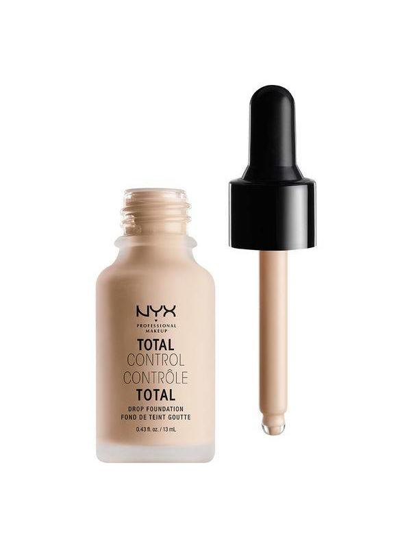NYX NYX Total Control Foundation