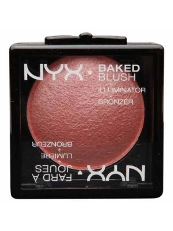 NYX NYX Baked Blush + Illuminator + Bronze