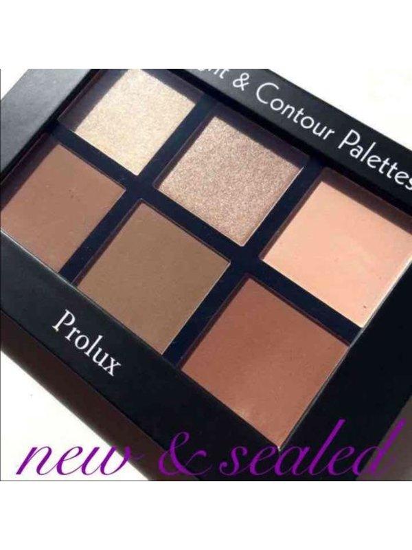 Prolux Prolux Highlight & Contour Palette