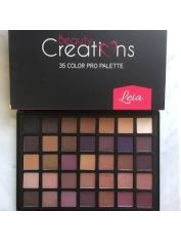 Beauty Creations 35 Color Pro Leia Palette