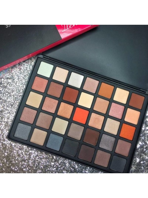 Beauty Creations 35 Color Pro Ilena Palette