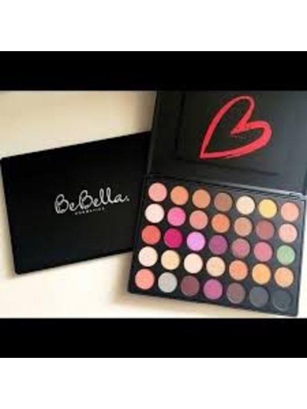 BeBella 35 Color Pro Palette B35c