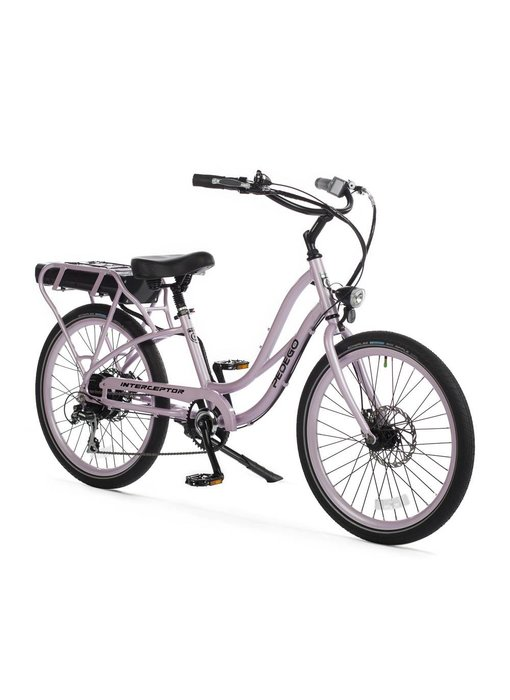 Pedego Interceptor, Step Thru 24""