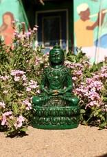 Small Ceramic Buddha