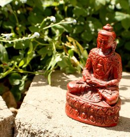 Small Ceramic Buddha