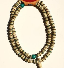 MALA: BONE INLAY, Wht