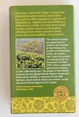 Oraganic Green Tea with Ginger