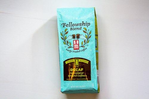 Fellowship Blend Coffee- Ground Decaf