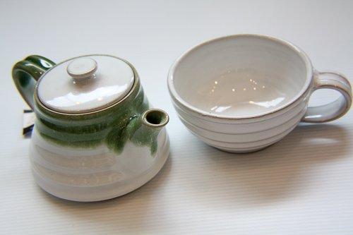 First Snow Tea Set
