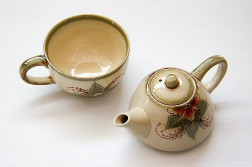 Ancient Stories Tea Set
