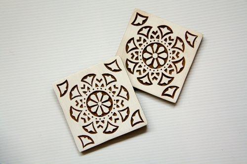 Aashiyana Coasters