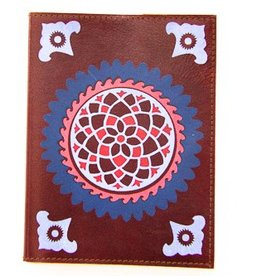 """Suzani"" Cornflower Journal"