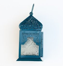 Small Moroccan Motif Lantern